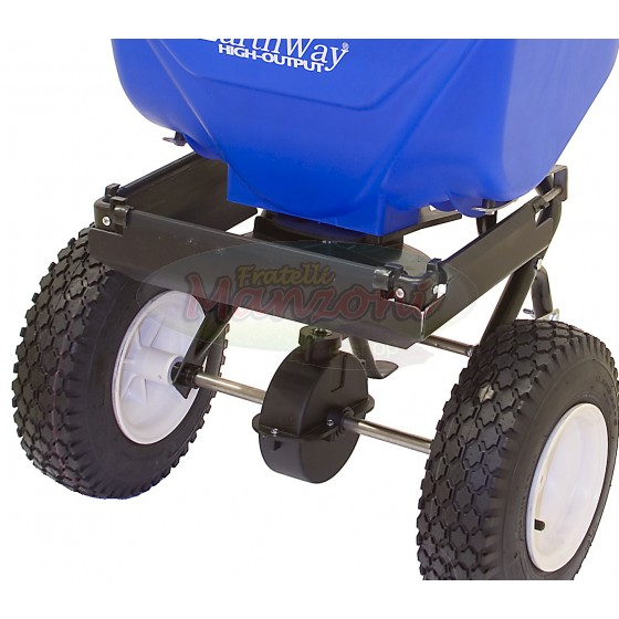 earthway kit dflettore carrello spandisale 2040 piplus