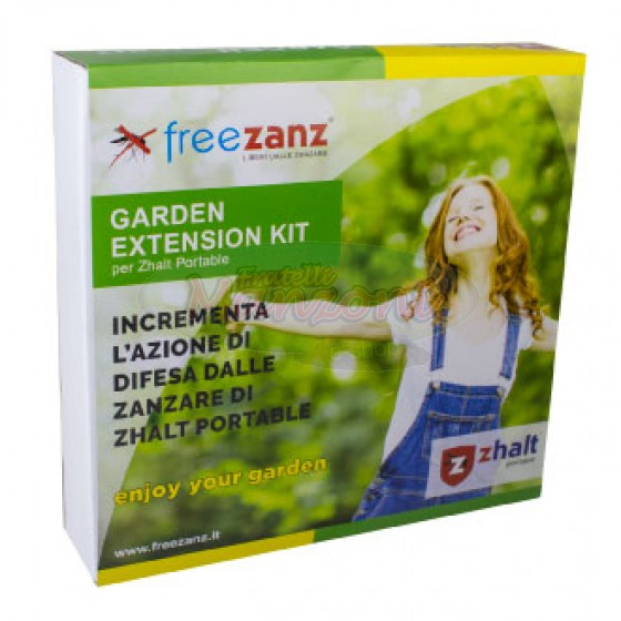 Freezanz: Garden Extension Kit per Zhalt Portable